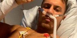 Piłkarz na własną rękę próbował walczyć z koronawirusem. Tak zaczęło się piekło...