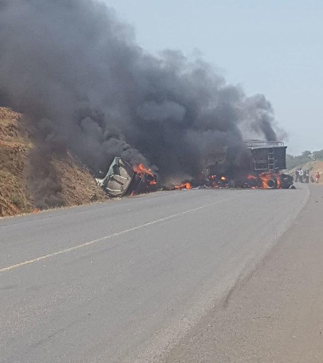 2 Dead In Mombasa Road Accident Kenya Car Bazaar Ltd