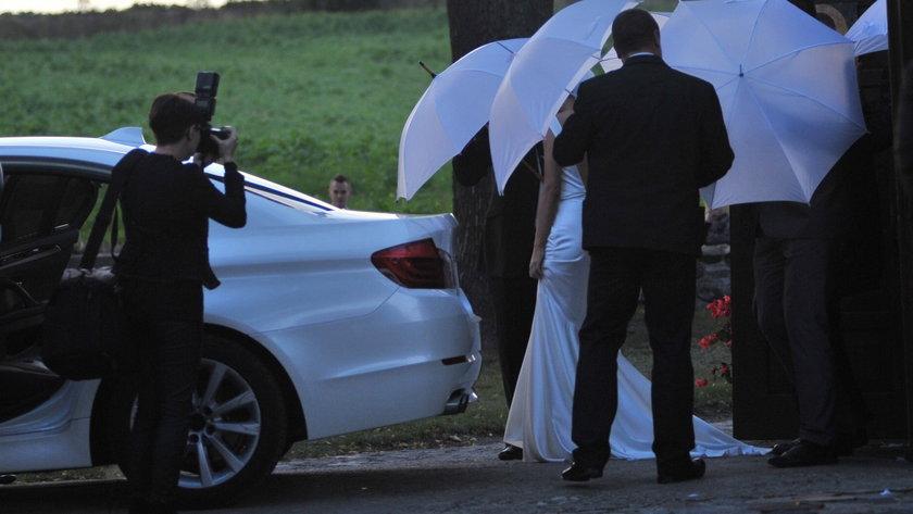 Ach co to był za ślub!