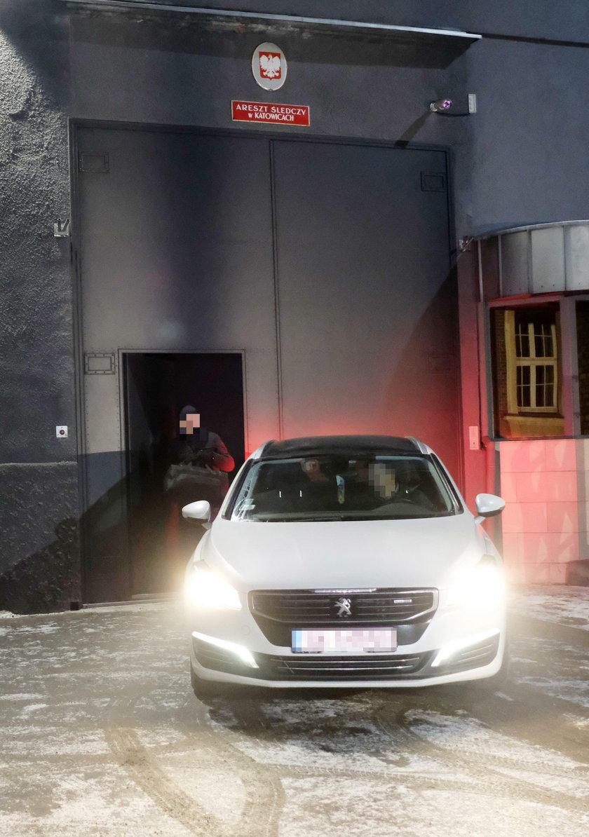 B. szef KNF Marek Chrzanowski wyszedł z aresztu