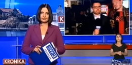 Wpadka na antenie TVP. Widzowie Telewizji Polskiej usłyszeli wulgaryzmy pod adresem ich stacji