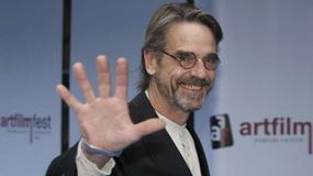 "Jeremy Irons w filmie ""Beautiful Creatures"""