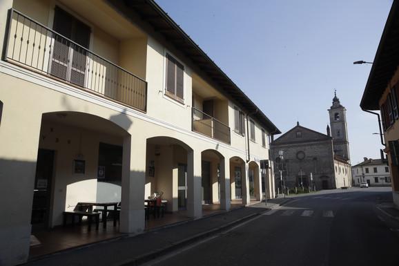 Kodonjo je epicentar zaraze u Italiji