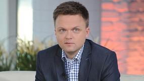 Szymon Hołownia ma znajomych gejów