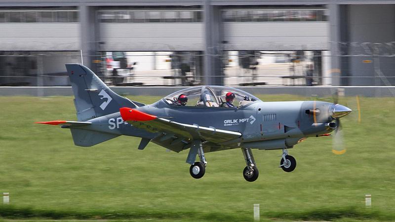 Modernizacja polskich samolotów szkolno-treningowych