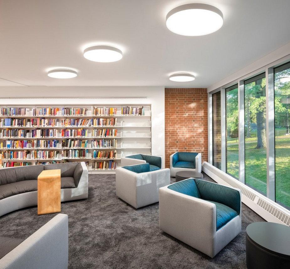 Bishop's University Library , fot.: Stéphane Groleau