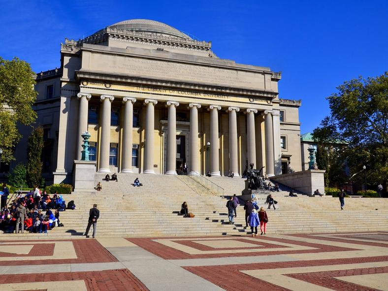 T18. Columbia University, US — Columbia has one of the best business and management degree programs through its campus in New York. Its ranking was practically unchanged from last year.