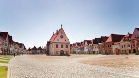 Bardejów może zostać skreślony z listy UNESCO przez budowę galerii handlowej
