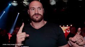 Nietypowa linia obrony Tysona Fury'ego