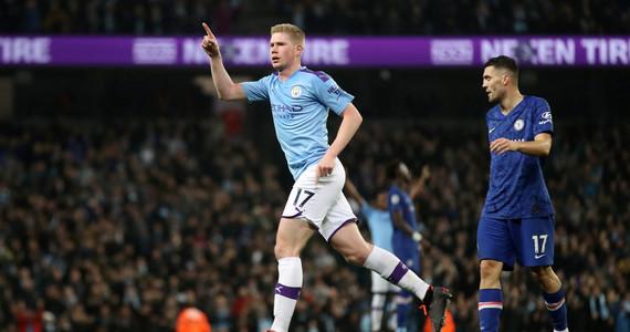 Manchester City - Chelsea Londyn. Wynik meczu i relacja ze ...