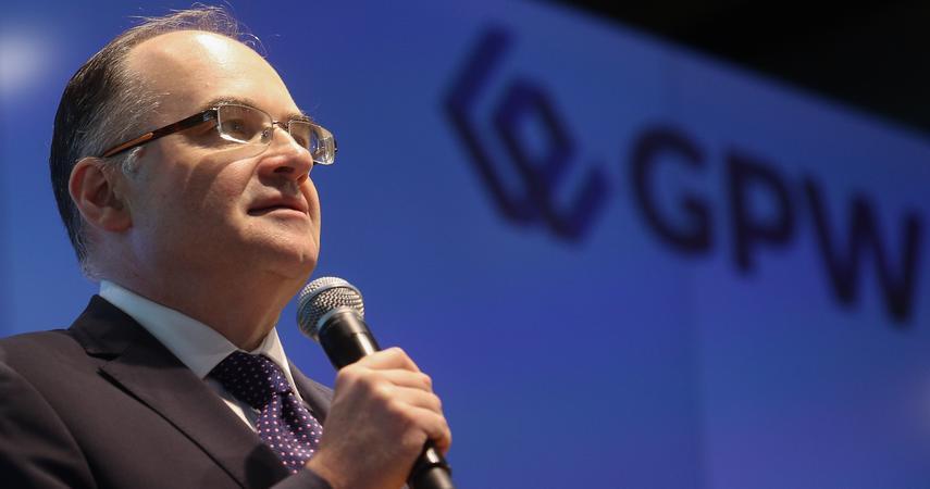 Wiceprezes GPW Jacek Fotek złożył rezygnację