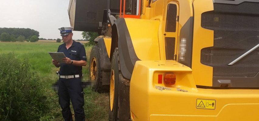 Potworny wypadek na Śląsku. 62-latek leżał w wysokiej trawie, gdy...
