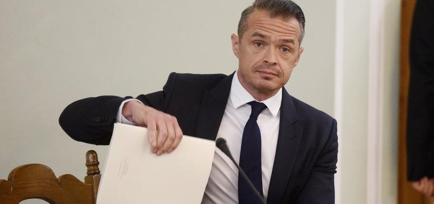 Sprawa Sławomira Nowaka. Wpłacił 1 mln zł poręczenia, ale prokurator nie sporządził protokołu