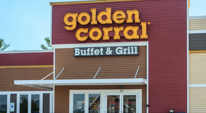 Golden Corral's CEO reveals how the chain implemented a drive-thru-less drive-thru