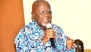 Former Foreign Affairs Minister Hackman Owusu-Agyemang