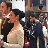 GALA VENČANJE KARAĐORĐEVIĆA Ženi se princ Dušan, mlada BLISTA u prelepoj venčanici (VIDEO)