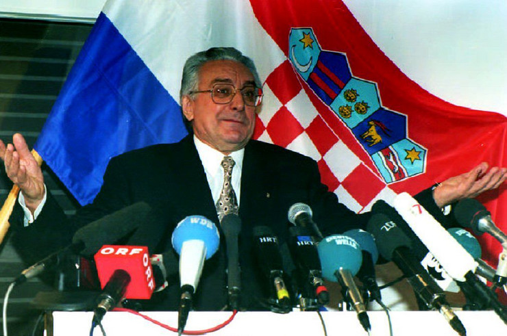 Franjo Tuđman profimedia-0068454382