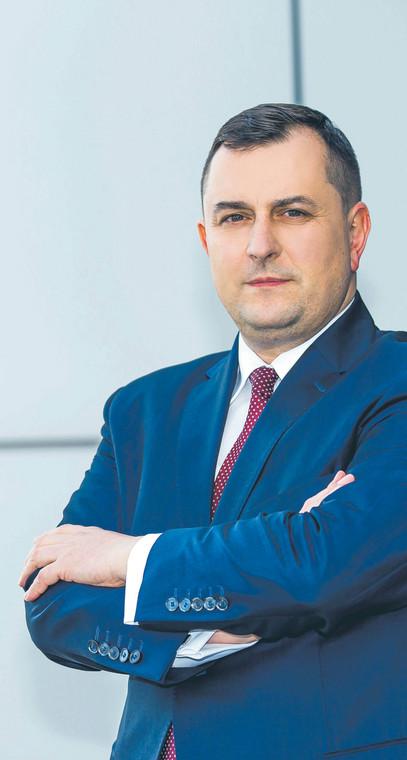 Dariusz Formela, prezes zarządu Black Red White  fot. Materiały prasowe