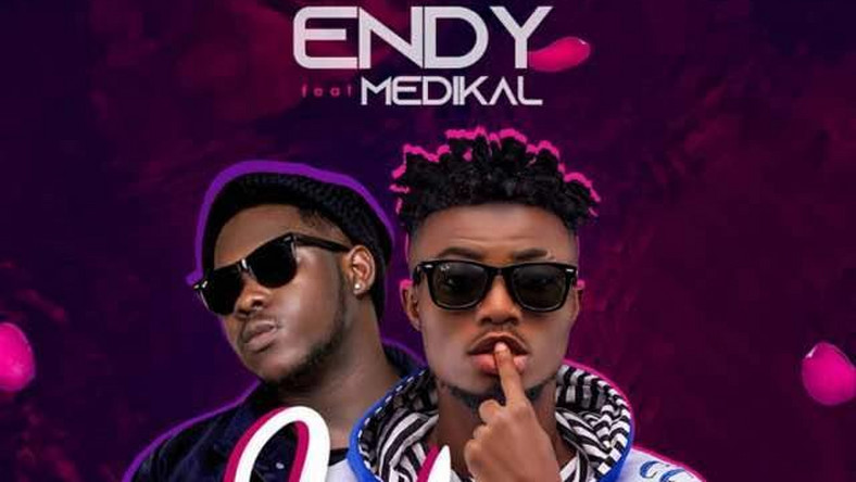 Endy features Medikal on Uju