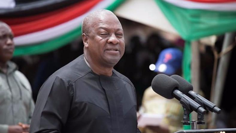"""""""It is not because of a desire for power but because of a dedication"""" – Mahama on election petition"""