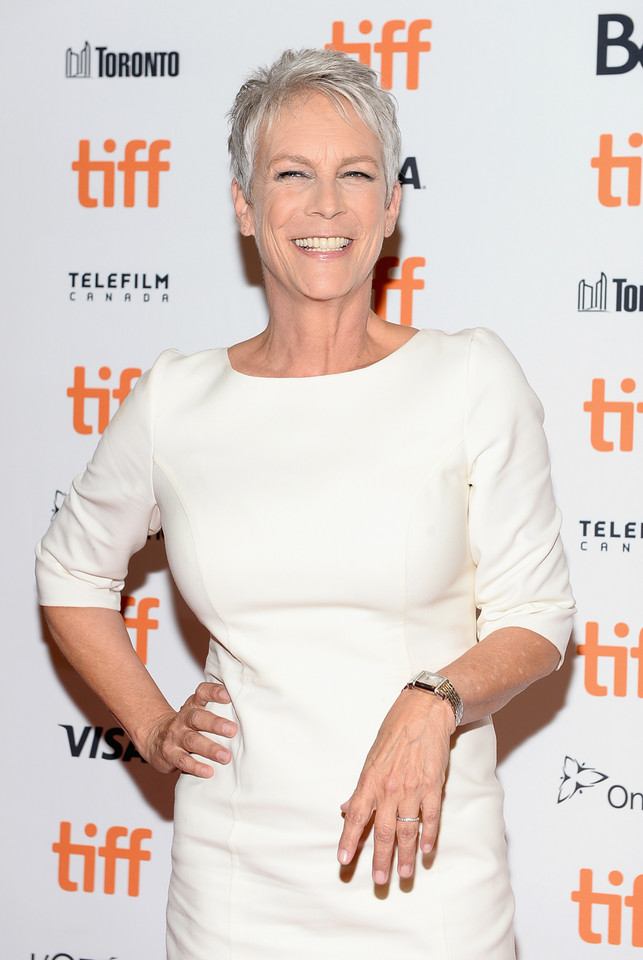 Jamie Lee Curtis (2018 r.)