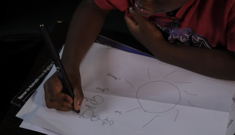 Nii Omanye Otu, the 5-year-old Ghanaian genius