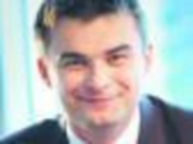 Michał Skowronek, dyrektor polskiego oddziału MasterCardu Materiały prasowe