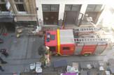 pozar u rajicevoj ulici, restoran, vatrogasci