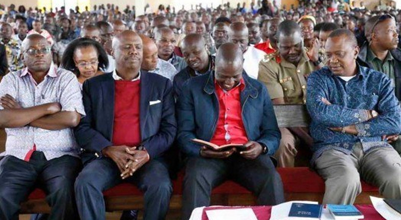 You have been very patient with DP Ruto - MP lauds Gideon Moi, Uhuru and Raila