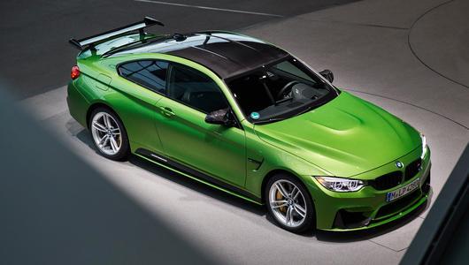 BMW M4 – nowa służbówka Marco Wittmanna | Galeria zdjęć