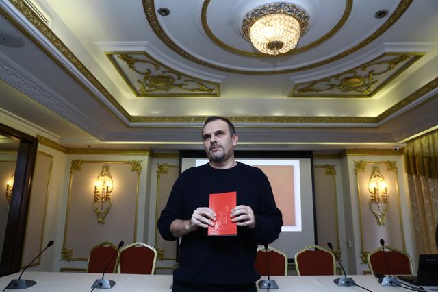 Piše: Saša Ilić, dobitnik NIN-ove nagrade 2019.