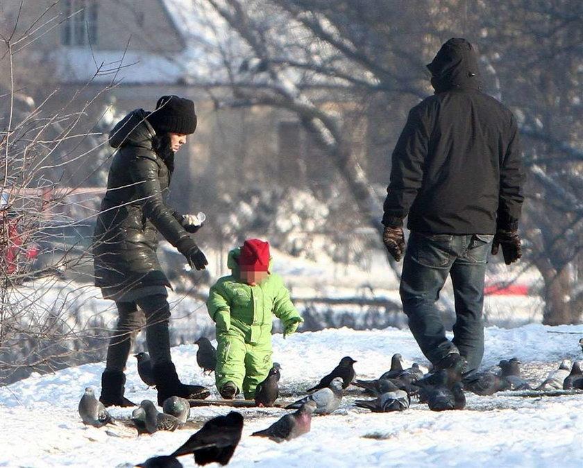 Cichopki na lodzie! FOTO!