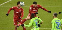 Popis Roberta Lewandowskiego w meczu z Wolfsburgiem