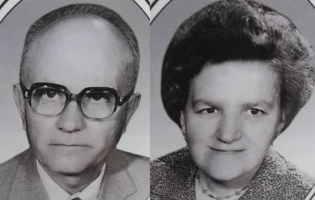 Dragoslav i Verica Jeremić