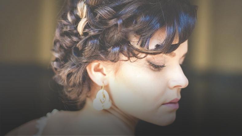 Makijaż Dla Panny Młodej I Fryzury ślubne Dla Krótkich I