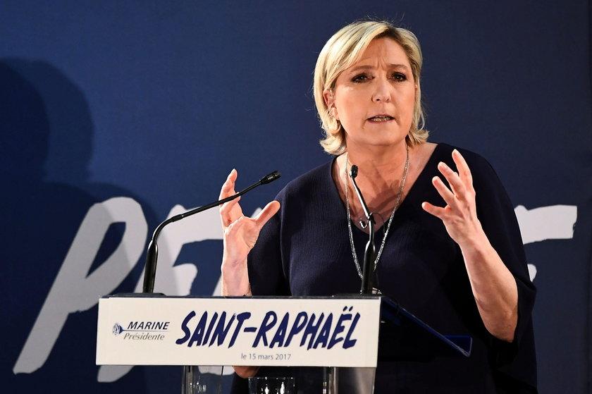 Co się stanie po wygranej Le Pen. Oto jej pomysły