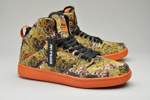5 Weed inspirierte Sneaker Noizz