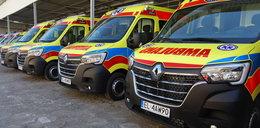 Nowe karetki pogotowia dla Łodzi Brzezin i Zelowa. Swój ambulans dostanie też Drzewica