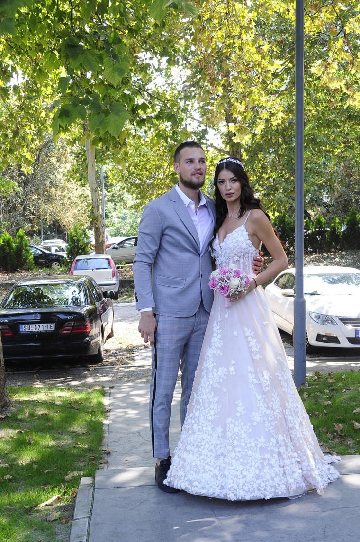 Predrag Rajković i Ana Cakić