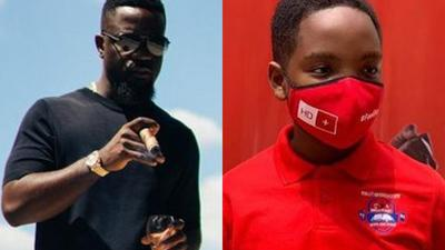 'Oswald took away attention from Sarkodie's album release' - Arnold Asamoah