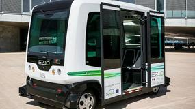 San Francisco testuje autonomiczny autobus