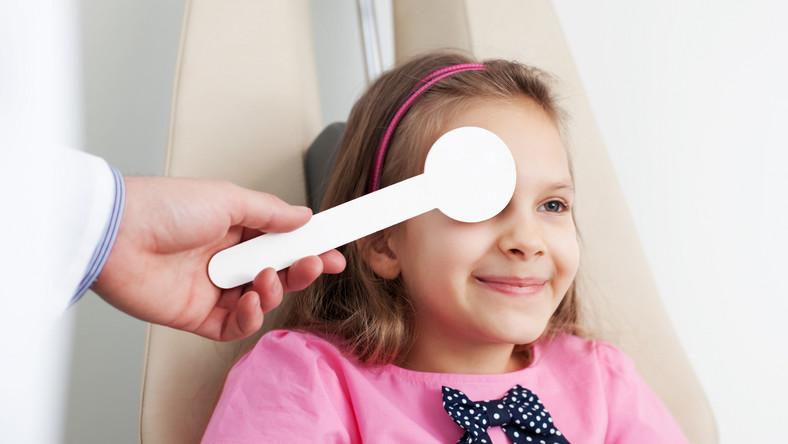 Warto profilaktycznie badać dziecku wzrok