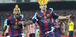 FC Barcelona z Pucharem Hiszpanii. Internauci pod wrażeniem gry Dumy Katalonii! MEMY