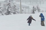 sneg deca igra Banjaluka