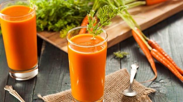 Carrot juice is one of the best home remedies of dark upper lip [ece-auto-gen]