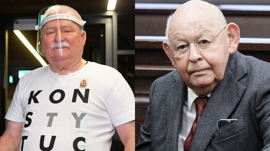 """Lech Wałęsa poszukuje pracy. Dostał propozycję od tygodnika """"NIE"""""""