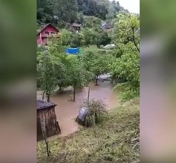 Ivanjica nevreme 6. jul 2018.