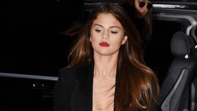 Selena Gomez w skąpej kreacji