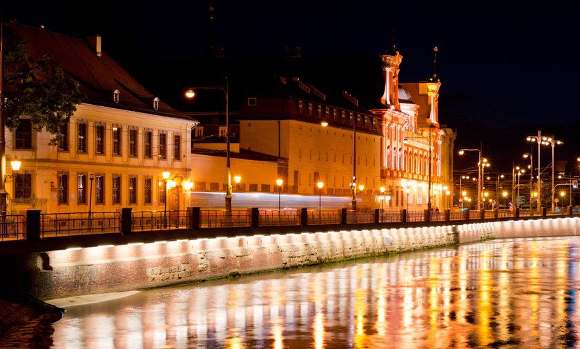 Budynek Ossolineum we Wrocławiu