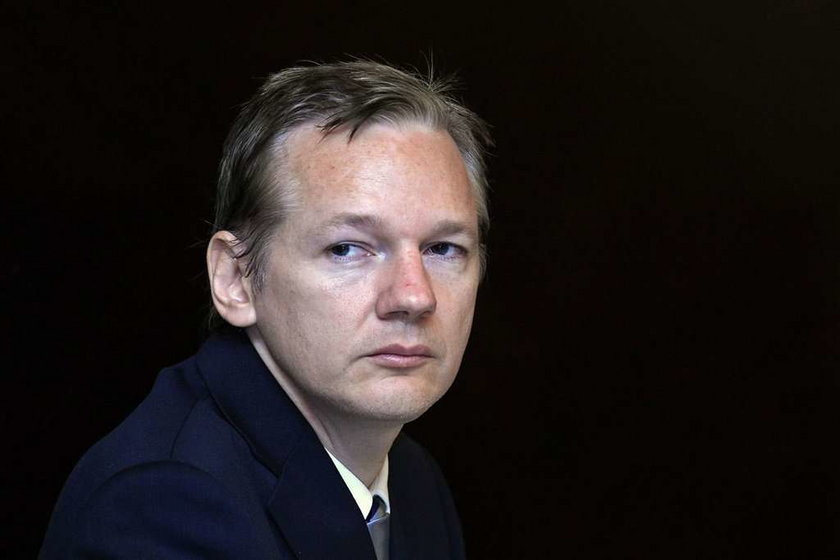 Wydadzą założyciela Wikileaks